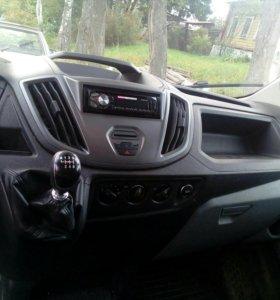 Форд транзит 7 поколения