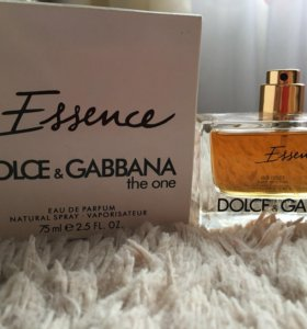 Dolce & Gabbana The One Essence тестер