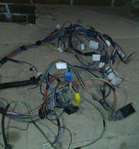 Проводка ваз 2107 инжектор