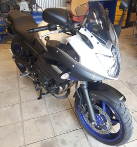 Мотоцикл YAMAHA XJ6 Diversion