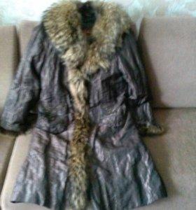 Пихора, зимнее пальто