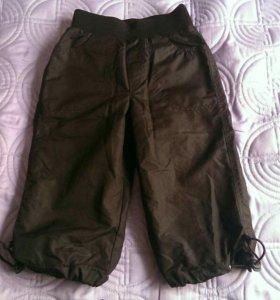 Непромокаемые,непродуваемые брюки 80р
