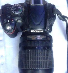 Фотоаппарат Nikon D510