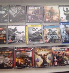 PS3 обмен игр