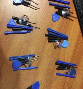 Наборы для ремонта и разборки телефонов