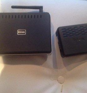 Wifi роутер и коммуникатор