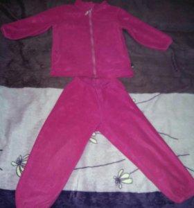 Флисовый костюм от 1,5- 3 лет