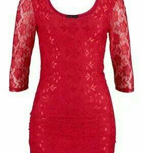 Платье красное от Melrose размер 42-44