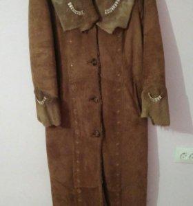 Дублёнка и куртка