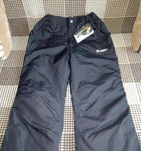 Новые зимние штаны