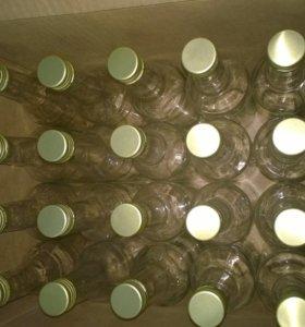 Бутылка винтовая 0,5 л. в наборе.