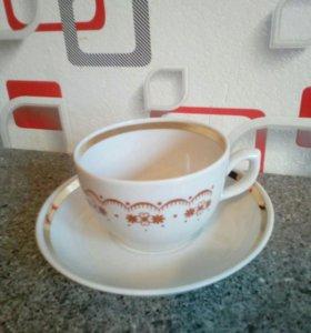 6 чайных пар