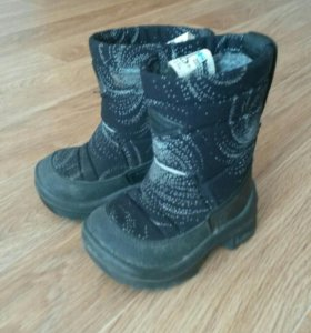 Зимние ботинки kuoma 21