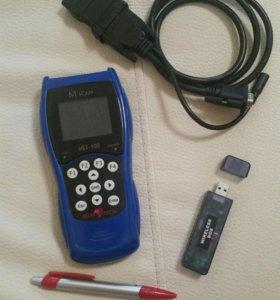 Сканер KIA MST - 100.  (Диагностика)