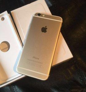 Продам iPhone 6 Gold на 16 рст.