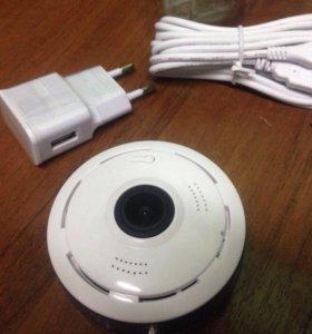 Панорамная камера Wi-fi