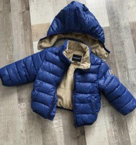 Куртка Детская ( новая )Moncler