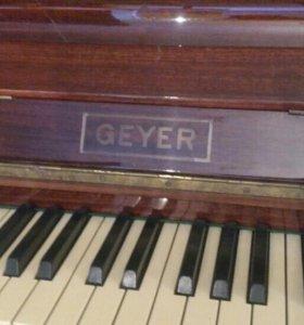 Пианино немецкое