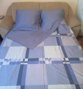 Постельное 1,5 спальное