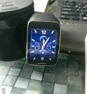 Samsung Gear S. Умные часы.