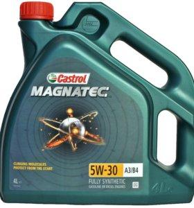 Castrol Magnatec 5w30 A3/B4 синтетика