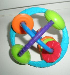 Развивающая игрушка Oball Twist-O-Round