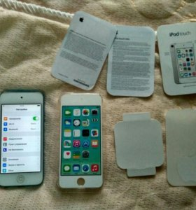 Ipod Touch 5 . 16 gb.