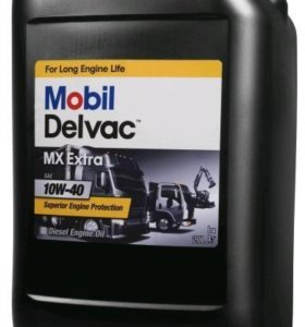Mobil Delvac MX Extra 10w40 синтетика (на разлив)