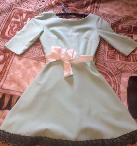 Платья и блузка за все 1600