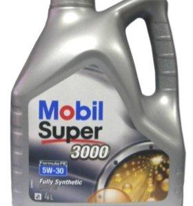 Mobil Super 3000 X1 Formula FE 5w30 A5/B5 SL синт.