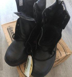 Garsing зимние ботинки с шипами