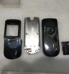 Корпус Nokia8800 sirocco