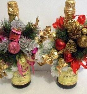 Изготовление новогодних подарков