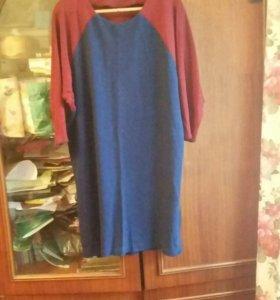 Платье на осень-зиму.