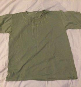 Новые футболки и кофты
