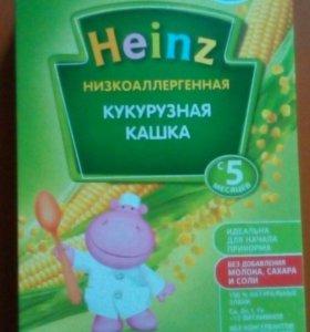 Heinz кукурузная каша низкоаллергенная