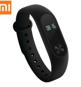 Фитнес браслет Xiaomi Mi Band 2 (оригинал)