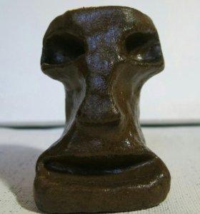 Идол глиняный