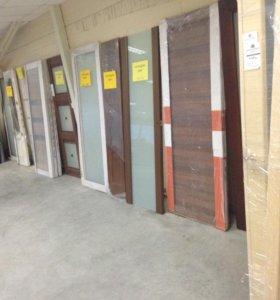 Межкомнатные двери с образцов
