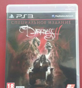 Игра на ps3 The Darkness 2