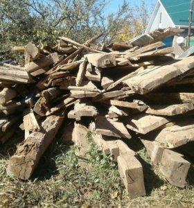 Бревна,дрова,дубовые
