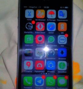 i phone 5 16GB Срочно продает