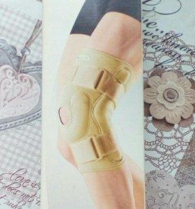 Ортез на коленный сустав с мет. шарнирами
