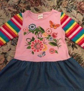 Платье р.2-3 года