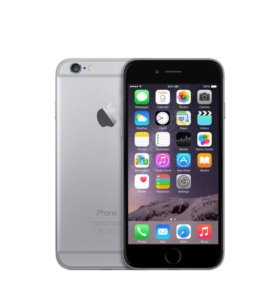 iPhone 6 32GB (серый космос)