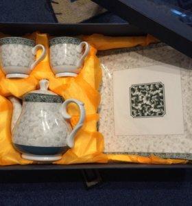 Новый чайный набор Керамика