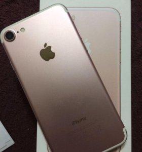 iPhone, 32Гб, Rose Gold