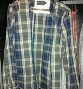 Рубашка McCrain Новая р. S