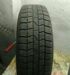 Комплект колес R 14 зима