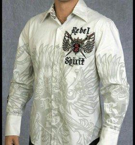 Мужская рубашка - Rebel Spirit